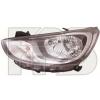 Передняя оптика (левая фара) для Hyundai Elantra (Md) 2011-2014 (Fps, 3228 R1-P)