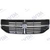 Решетка радиатора (хром./черн) для Dodge Caliber 2007-2011 (Avtm, 182405991)