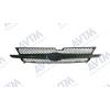 Решетка радиатора (с хром накладкой) для Hyundai Getz 2002-2005 (Avtm, 183127994A)