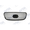 Решетка радиатора (черн.) для Kia Picanto 2004-2008 (Avtm, 183241990)