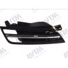 Решетка радиатора (черн./хром. прав.) для Nissan Micra (K12) 2005-2008 (Avtm, 185008994)