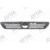 Решетка радиатора (черн.) для Opel Astra G 1998-2009 (Avtm, 185051990)