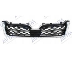 Решетка радиатора (черн. с хром.молдингом) для Subaru Forester 2013+ (Avtm, 186728990)