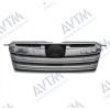 Решетка радиатора (хром./ серый металик) для Subaru Outback (Usa) 2012-2014 (Avtm, 186729991)