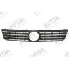 Решетка радиатора (черн. без хром. накладок) для Volkswagen Passat (B5) 1997-2000 (Avtm, 189539990)