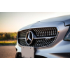 Решетка радиатора (с местом под камеру) для Mercedes-Benz E-Class (W213) 2016+ (Avtm, BZ041001a)