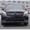 Решетка радиатора (без места под камеру) для Mercedes-Benz Gle coupe (X292) 2015+ (Avtm, BZ071001b)
