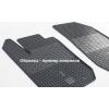 Коврики в салон (пер., 2 шт.) для Smart Fortwo III (C453/454) 2014+ (Stingray, 1031022F)