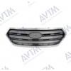 Решетка радиатора (хром./серый металик) для Subaru Outback 2015-2018 (Avtm, 186731990)