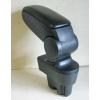 Подлокотник (черный, виниловый) для Peugeot 207 2006+ (Asp, BPG270620-NL)