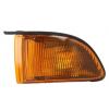 Указатель поворота (левый, желт. +лампа) для Mitsubishi Galant 1997-2003 (Depo, 214-1549L-AE)
