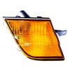 Указатель поворота (правый, желт. широк., внутри решетки) без патрона) для Nissan Micra (K12) 2003-2005 (Depo, 215-1670R-UE)