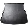 Коврик в багажник (сложенный 3 ряд) для Ford Explorer (U502) 2010+ (NorPlast, NPA00-E22-183)