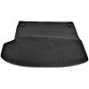 Коврик в багажник (с рельсами) для Kia Pro Ceed (Cd) Sb 2019+ (NorPlast, NPA00-E43-061)