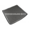 Коврик в багажник (без ушей) для Skoda Rapid (Nh) Hb 2013+ (NorPlast, NPA00-E81-652)