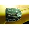 Хром накладка на лючок бензобака для Nissan Navara 2005- (Carryboy, cb-752m-nr)