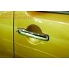 Накладки дверных ручек Nissan Navara 2005- (Carryboy, cb-747m-nr)