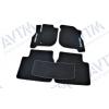 Коврики в салон (к-кт. 5 шт.) для Mitsubishi Galant 2003+ (Avtm, BLCCR1388)