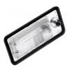 Фонарь подсветки номерного знака (прав., C5W) для Audi A3/A4/A6/A8/Q7 2000-2015 (Avtm, 180019F2E)