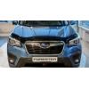 Дефлектор капота для Subaru Forester 2018+ (Sim, SSUFOR1812)