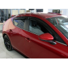 Дефлекторы окон (ветровики) для Mazda Hb 3 2019+ (Sim, SMAMA31932)