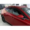 Дефлекторы окон (ветровики) для Mazda Hb 3 (версия S) 2019+ (Sim, SMAMA31932S)