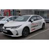 Дефлекторы окон (ветровики) для Toyota Сorolla Sd 2018+ (Sim, STOCOR1832)