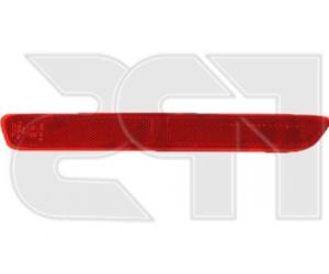 Фонарь задний (левый, пассивный катафот) для Mazda 6 (GH)/ M3 (Hb/Sd) 2006-2010 (Fps, 3476 F16-E)