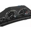 Кольца в щиток приборов (алюм., 4 шт., матовый) для BMW 3-Series (E30) 1982-1994 (Dido-tuning, 11bmwe30)