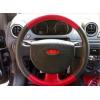 Кольца в щиток приборов (алюм., 2 шт.) для Ford Fiesta (Mk5)/Fusion 2001+ (Dido-tuning, 11fordfiest)