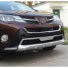 Накладка на передний бампер для Toyota Rav4 2013-2015 (Avtm, TY031005)