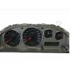 Кольца в щиток приборов (алюм., 4 шт.) для Nissan Primera (P11) 1999-2002 (Dido-tuning, 21nisnp11)