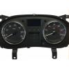 Кольца в щиток приборов (алюм., 2 шт.) для Renault Clio II/ Megane I/ Master/ Trafic/ Opel Vivaro 1995-2014 (Dido-tuning, 11rentraf)