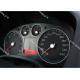 Кольца в щиток приборов (алюм., 4 шт.) для Ford Focus Mk2 / C-Max 2003-2010 (Dido-tuning, 31fordfocs)