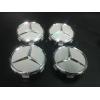 Колпачки в оригинальные диски (71 мм., серые, 4 шт) Mercedes Vito (W638) 1996-2003 (Dda-tuning, 2204000125)