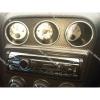 Кольца в щиток доп. приборов (алюм., 3 шт.) для Alfa Romeo 156 1998-2002 (Dido-tuning, 11alfa156)