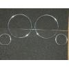 Кольца в щиток приборов (алюм., 4 шт.) для Bmw 5-series (E34)/7-series (E32) 1986-1994 (Dido-tuning, 11bmw34)
