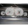 Кольца в щиток приборов (алюм., 4 шт.) для Citroën Xantia 1993-2001 (Dido-tuning, 11citxan)