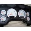 Кольца в щиток приборов (алюм., 6 шт.) для Dodge Ram 1500/2500/3500 2002-2008 (Dido-tuning, 11dodgram)
