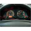 Кольца в щиток приборов (алюм., 4 шт.) для Ford Galaxy 1995-2000 (Dido-tuning, 11fordgalx)