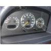 Кольца в щиток приборов (алюм., 3 шт.) для Mercedes-Benz Ml W163/Vito W638/Sprinter 1995-2006 (Dido-tuning, 11mercvit)