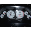 Кольца в щиток приборов (алюм., 6 шт.) для Nissan Skyline 1989-1994 (Dido-tuning, 11nissky32)