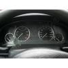 Кольца в щиток приборов (алюм., 4 шт.) для Peugeot 406 1995-1999 (Dido-tuning, 11peg406)