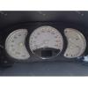 Кольца в щиток приборов (алюм., 3 шт.) для Renault Clio/Kango 1998-2008 (Dido-tuning, 21renclio)