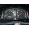 Кольца в щиток приборов (алюм., 4 шт.) для Seat Alhambra 1995-2000 (Dido-tuning, 11seatalh)