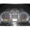 Кольца в щиток приборов (алюм., внешн., 4 шт.) для Seat Leon I/ Toledo II/ Cordoba I FL/ Ibiza II FL 1999-2004 (Dido-tuning, 11seatleo)