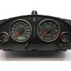 Кольца в щиток приборов (алюм., круглые, 4 шт.) для Subaru Forester I/Legacy III 1997+ (Dido-tuning, 11subforst2)