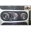 Кольца на доп приборы (алюм., 3 шт.) для Alfa Romeo Gtv 1994-2005 (Dido-tuning, 21alfaGTV)