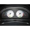 Кольца в щиток приборов (алюм., 4 шт.) для Nissan Maxima 2002-2003 (Dido-tuning, 31nismax)