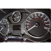Кольца в щиток приборов (алюм., 3 шт.) для Citroen Berlingo II/Peugeot Partner II 2008+ (Dido-tuning, 13citberlpar)